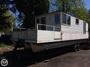 Used Homebuilt 32 House Boat For Sale
