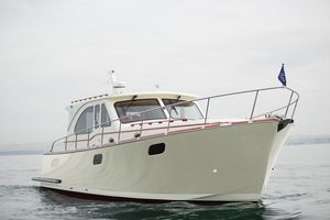 New Vicem 46 Classic Commercial Boat For Sale