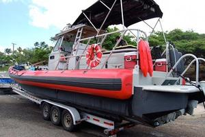 Used Safe Boat Reef Explorer Commercial Boat For Sale