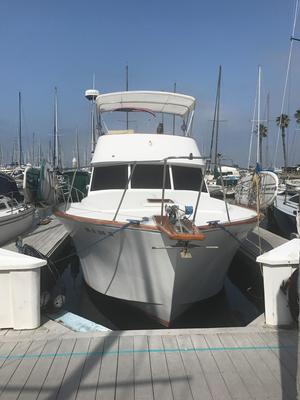 Used Pacific Bluefin Amapala Sports Fishing Boat For Sale