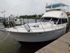 Used Bertram 42 Convertible Fishing Boat For Sale