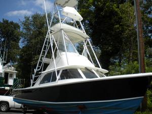 Used Bertram Sport Fisherman Sports Fishing Boat For Sale