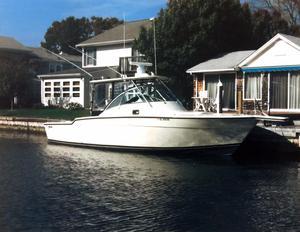 Used Strike 37 Walk Around Sports Fishing Boat For Sale