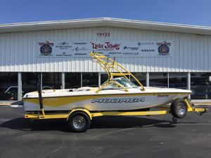 Used Moomba Outback High Performance Boat For Sale