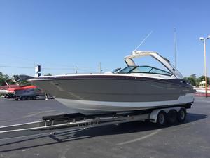 Used Monterey 328 Super Sport Cruiser Boat For Sale