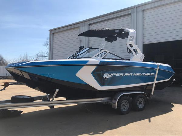 New Nautique G23 High Performance Boat For Sale