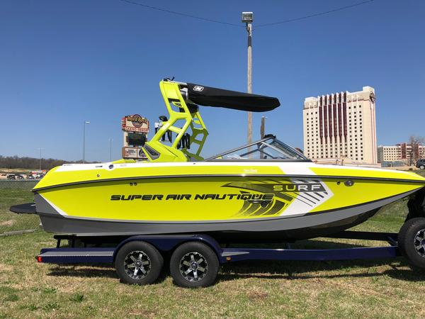 New Nautique G21 High Performance Boat For Sale