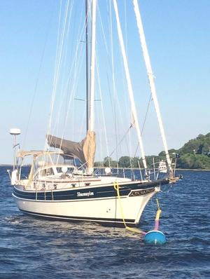 Used Gozzard 36 'D' Cruiser Sailboat For Sale