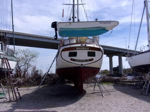 Used Vagabond 47 CC Ketch Sailboat For Sale