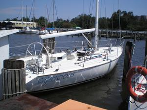 Used Capri 37 Sloop Sailboat For Sale