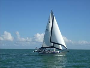 Used Pacific Seacraft 37 Cutter Sailboat For Sale