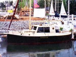 Used Nimble Kodiak Pilothouse Motor Sailor Pilothouse Sailboat For Sale