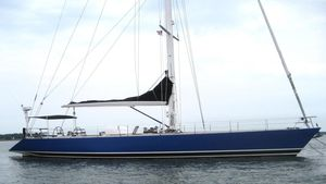 Used Frers 71 Racer and Cruiser Sailboat For Sale
