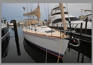 Used Tartan 3700 CCR Racer and Cruiser Sailboat For Sale