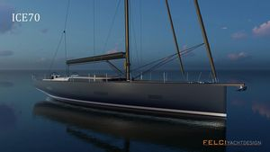 New Ice Yachts 70 Cruiser Sailboat For Sale