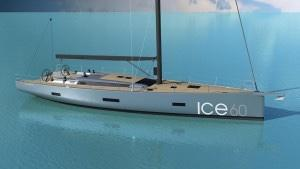 New Ice Yachts 60 Racer and Cruiser Sailboat For Sale
