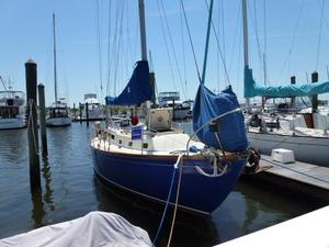 Used Allied Luders 33 Sloop Sailboat For Sale