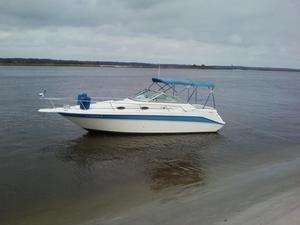 Used Sea Ray 270 Sundancer Cruiser Boat For Sale