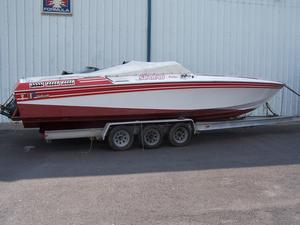 Used Wellcraft 30 Panther High Performance Boat For Sale