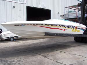 Used Wellcraft 22 Scarab High Performance Boat For Sale