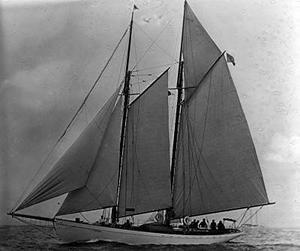 Used Alden Schooner Sailboat For Sale