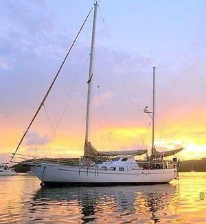 Used Westsail 42 Cutter Sailboat For Sale