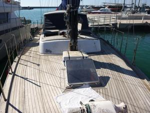 Used Jongert 16 Pilothouse Sailboat For Sale