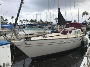 Used Us Yachts 42 Pilothouse Sailboat For Sale