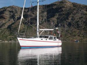 Used Cresent Custom 40 Cutter Sailboat For Sale