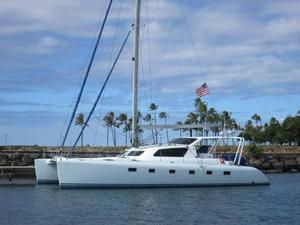 Used Erik Lerouge / Brazapi Custom Catamaran Sailboat For Sale
