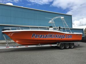 Used Oceanpro 35 Passenger Boat For Sale