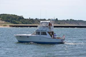 Used Trojan F-36 Convertible Cruiser Boat For Sale