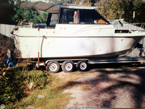 Used Panacraft Boat Co. 28 Walkaround Fishing Boat For Sale