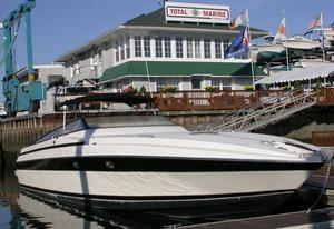 Used Profil Cherokee 45 Express Cruiser Boat For Sale