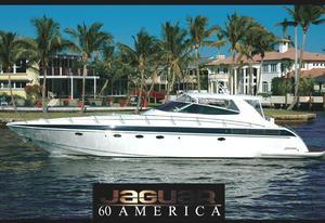 New Euromarine Jaguar 60 America Express Cruiser Boat For Sale