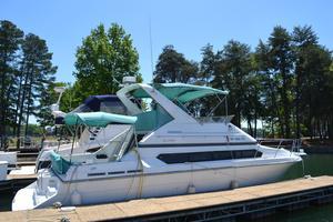 Used Carver Santiago Cruiser Boat For Sale
