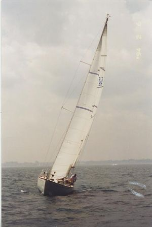 Used De Vries Lentsch Werkspoor Tripp 30 Yawl Sailboat For Sale