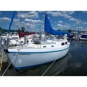 Used Coronado Cruiser Sailboat For Sale