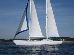 Used Southern Ocean Schooner Sailboat For Sale
