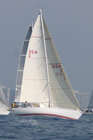 Used Peterson Kiwi 37 Racer and Cruiser Sailboat For Sale