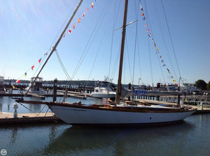 Used Alden Yachts Custom Build #645 Sloop Sailboat For Sale