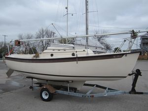 Used Com-Pac Compac Cruiser Sailboat For Sale
