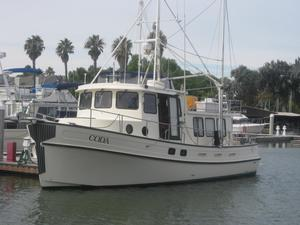 Used Nordic Tug Trawler Boat For Sale