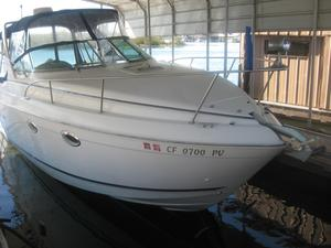 Used Rienker 270 Fiesta Vee Express Cruiser Boat For Sale