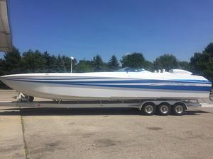 Used Skater 36 High Performance Boat For Sale