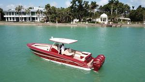 Used Statement 380 Open High Performance Boat For Sale