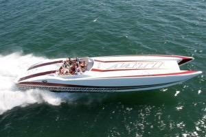 New Mti 55 Pleasure/race Series High Performance Boat For Sale