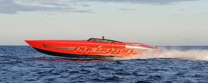 Used Predator 447 High Performance Boat For Sale
