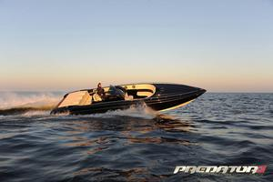 Used Predator 337 SS High Performance Boat For Sale