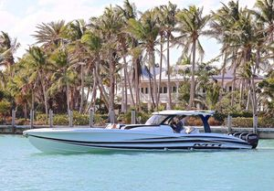 New Mti V Marine Technology Inc V 57 High Performance Boat For Sale